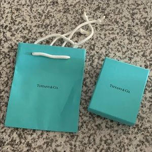 Tiffany Box & Bag